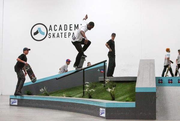 The Boardr Am at Vista - Dashawn Overcrook