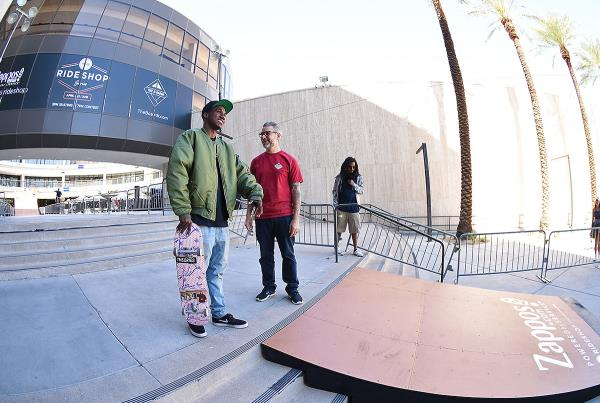 Zappos Rideshop - Hopsin and Clem
