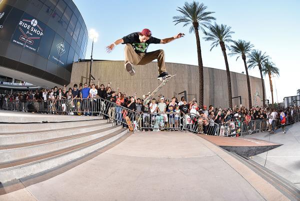 Zappos Rideshop - 360 Flip