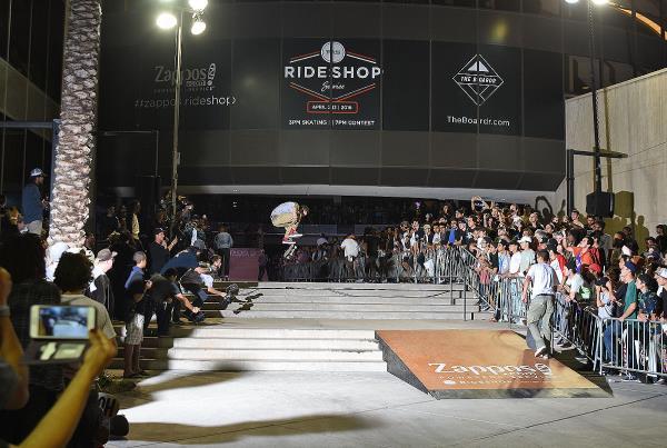 Zappos Rideshop - Switch Heel