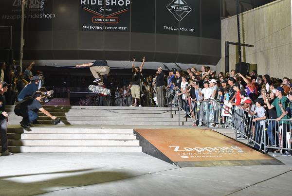 Zappos Rideshop - Bigger Flip