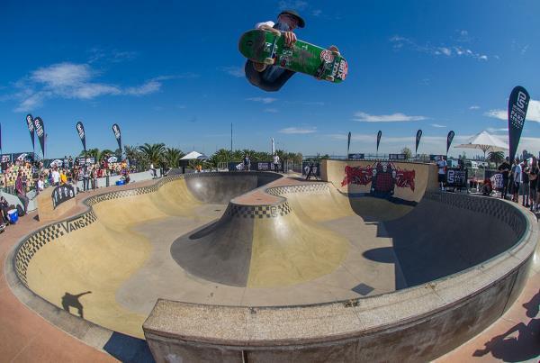 Vans Pro Skate Park Series Melbourne - FS Floater