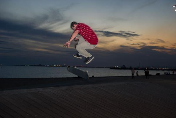 Vans Pro Skate Park Series Melbourne - 360 Flip