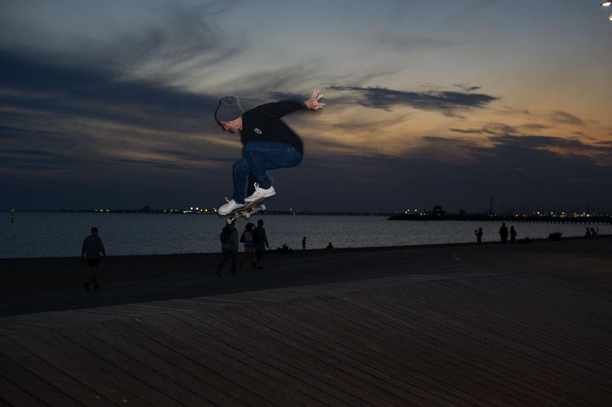 Vans Pro Skate Park Series Melbourne - Meron