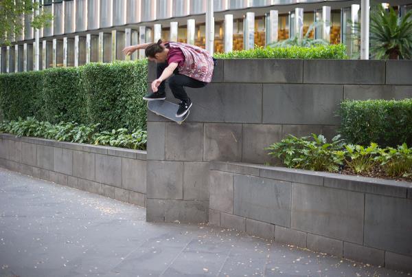 Vans Pro Skate Park Series Melbourne - Wallie