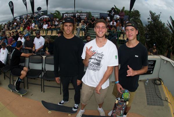 Vans Pro Skate Park Series Melbourne - Monster Squad