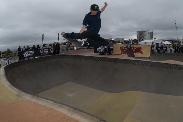 Vans Pro Skate Park Series Melbourne - Stale