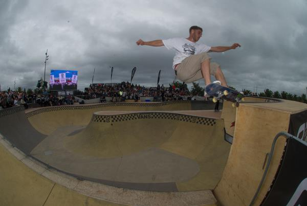 Vans Pro Skate Park Series Melbourne - Gap Up