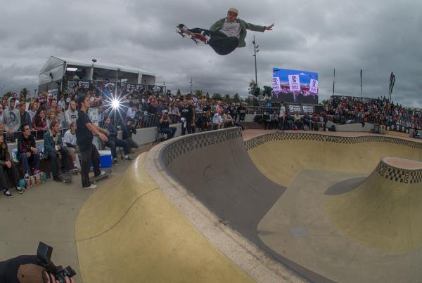 Vans Pro Skate Park Series Melbourne - Pedro Stale