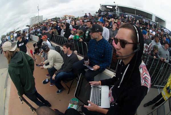 Vans Pro Skate Park Series Melbourne - Tech