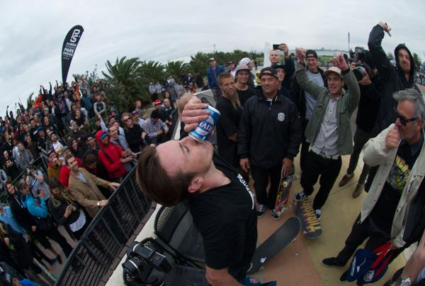 Vans Pro Skate Park Series Melbourne - Beer
