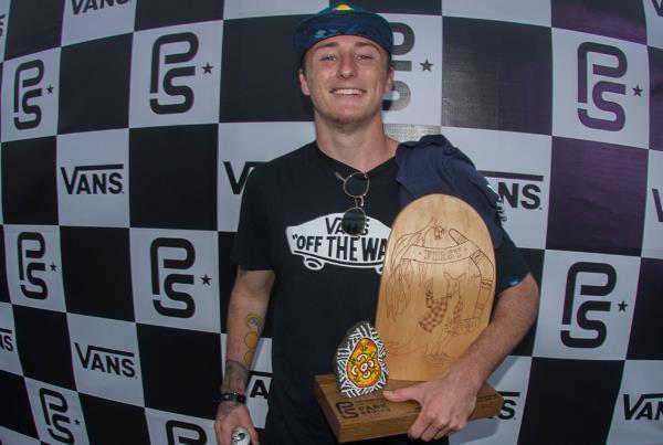 Vans Pro Skate Park Series Melbourne - Congrats