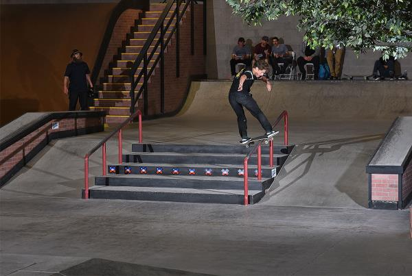 The Boardr Am at Phoenix - Nollie FSBS