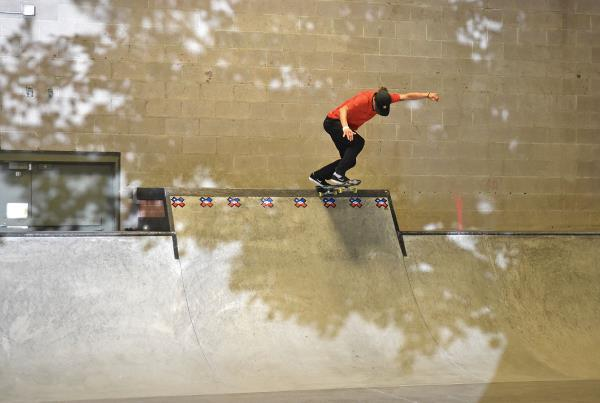 The Boardr Am at Phoenix - Back Tail