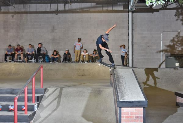 The Boardr Am at Phoenix - Backside Flip NG