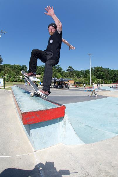 The Boardr Am Atlanta - Nosegrind