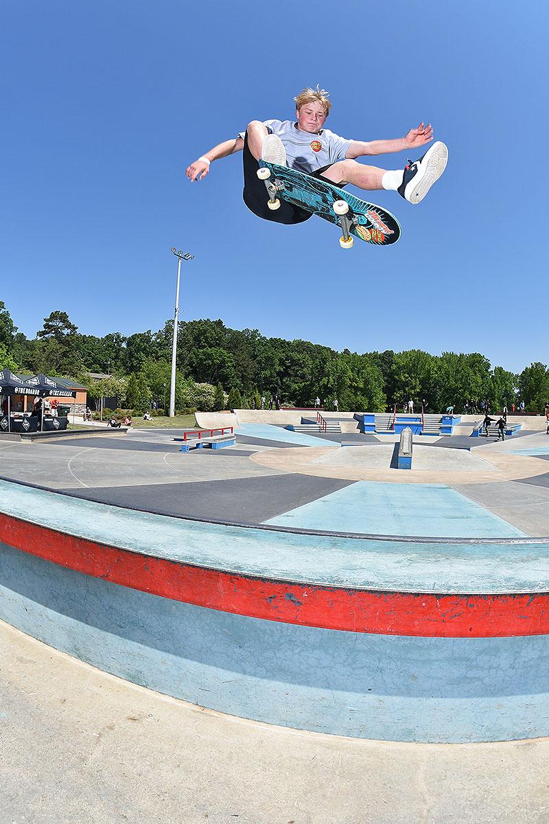 The Boardr Am Atlanta - One Foot