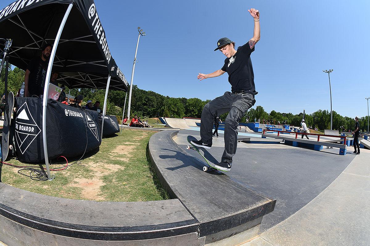 The Boardr Am Atlanta - Fakie NG