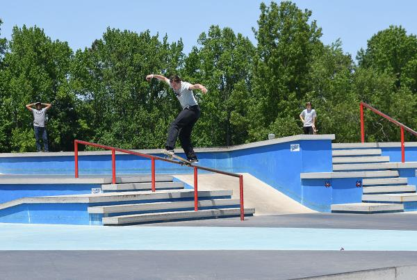 The Boardr Am Atlanta - Front Blunt