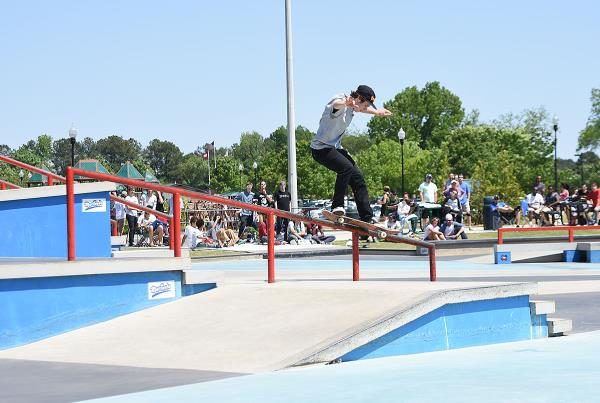 The Boardr Am Atlanta - Front Feeble