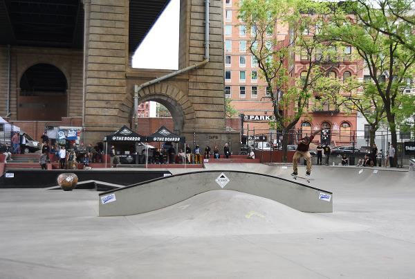 The Boardr Am at NYC - KFFSBS