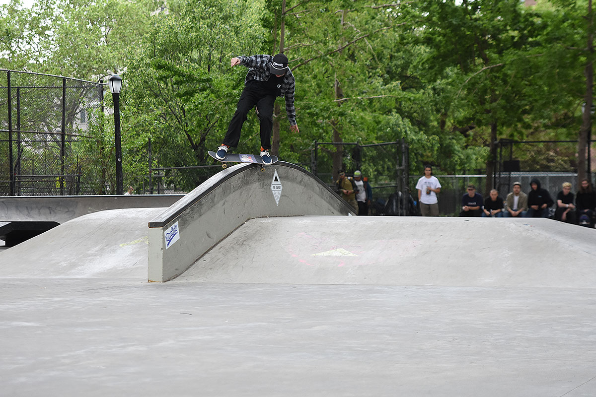 The Boardr Am at NYC - Feeble Over