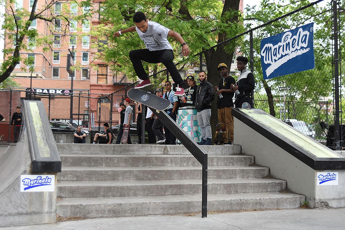 The Boardr Am at NYC - Flick Crook