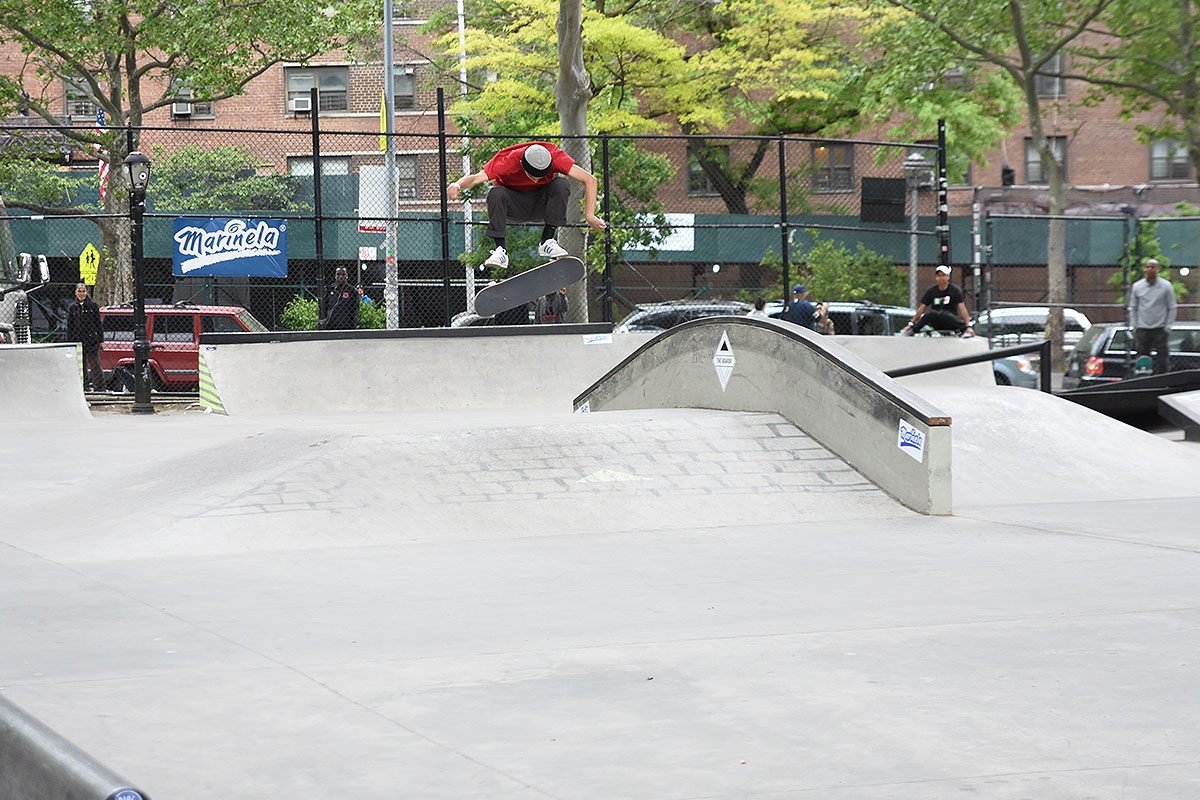 The Boardr Am at NYC - FS Flip