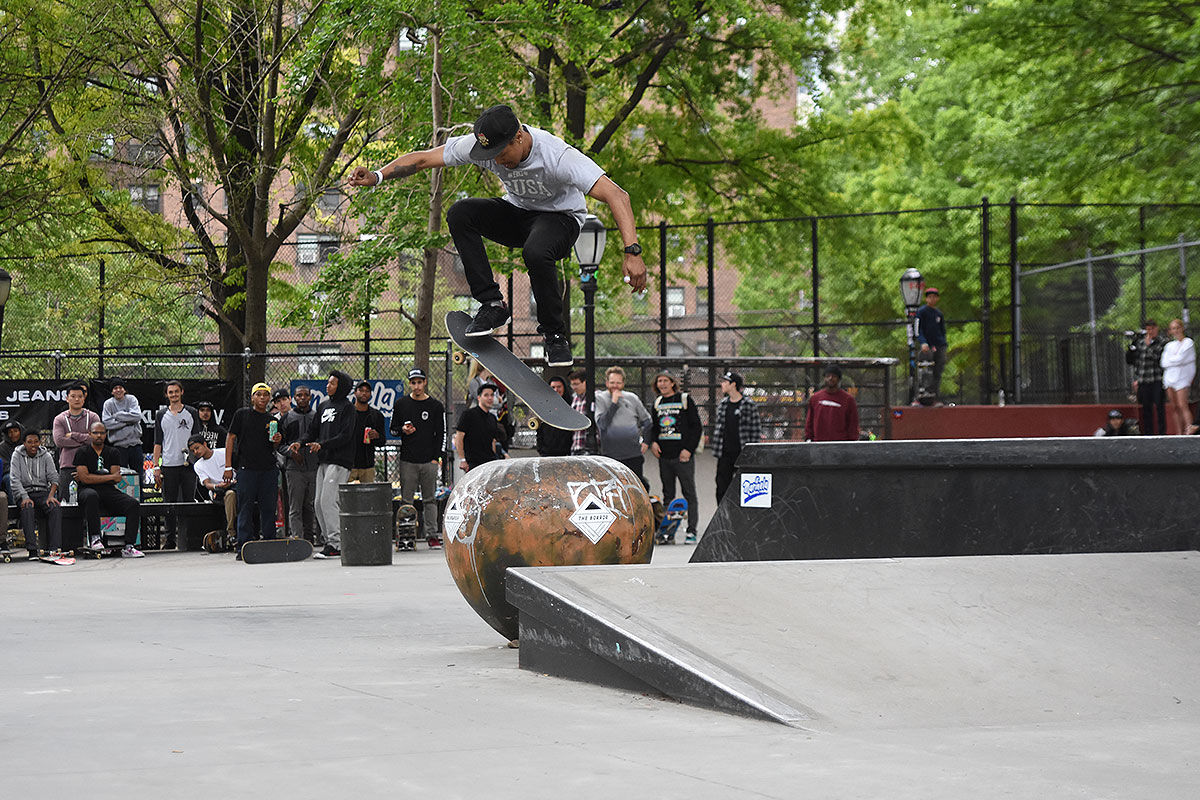 The Boardr Am at NYC - BS Biggie
