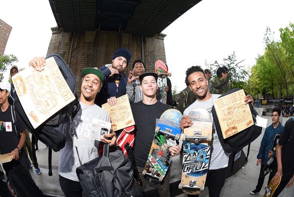 The Boardr Am at NYC - NYC Winners
