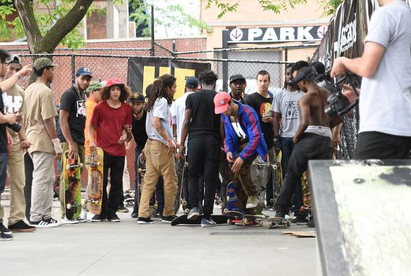 Harold Hunter Day X - Best Trick Lineup