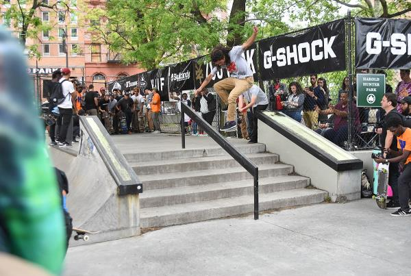 Harold Hunter Day X - KF Crook