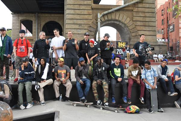 Harold Hunter Day X - Judges