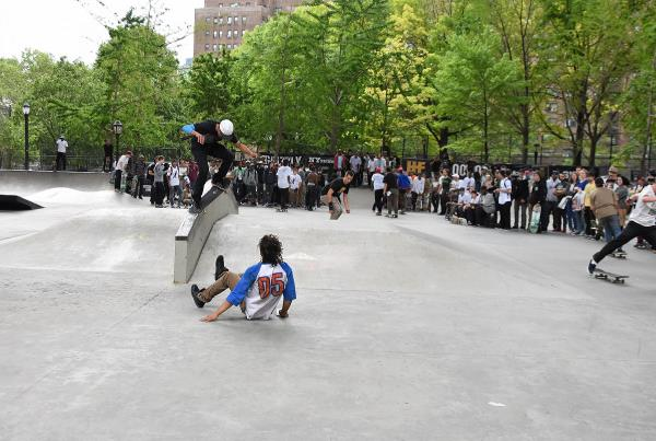 Harold Hunter Day X - KFCrook