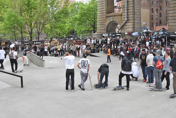Harold Hunter Day X - BS Flat