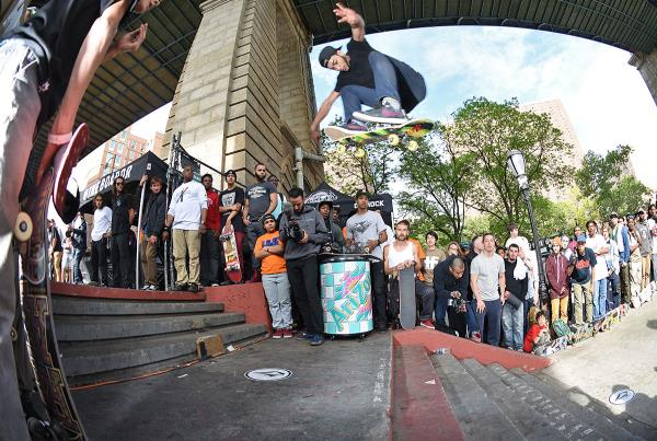 Harold Hunter Day X - Back 180
