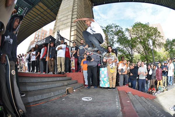 Harold Hunter Day X - BS360NG