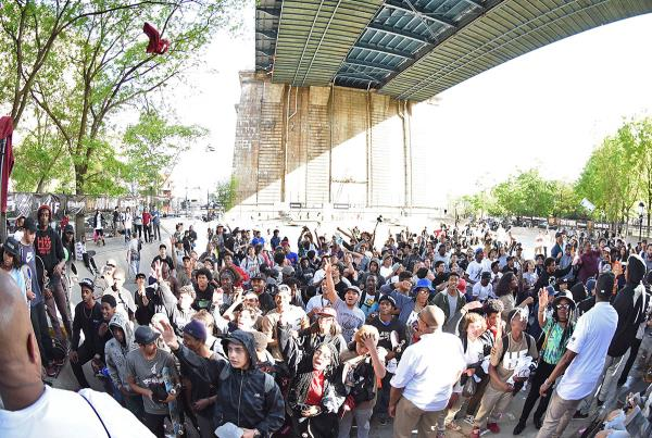 Harold Hunter Day X - Product Toss