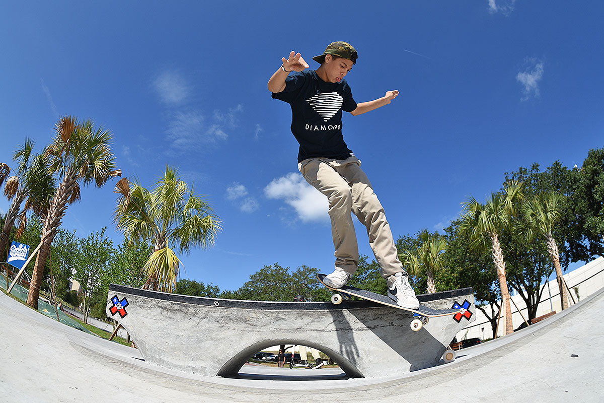 The Boardr Am at Tampa - Back Smith
