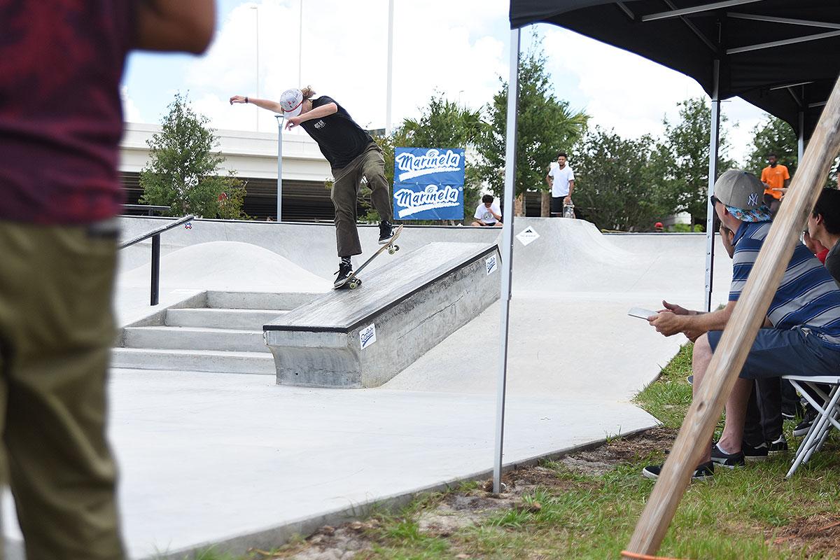 The Boardr Am at Tampa - Bluntslide