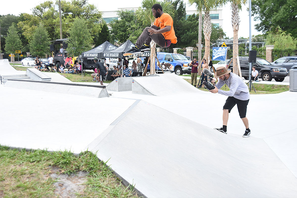 The Boardr Am at Tampa - Front 360
