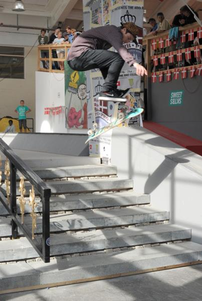 Luan Oliveira - Switch 360 Flip