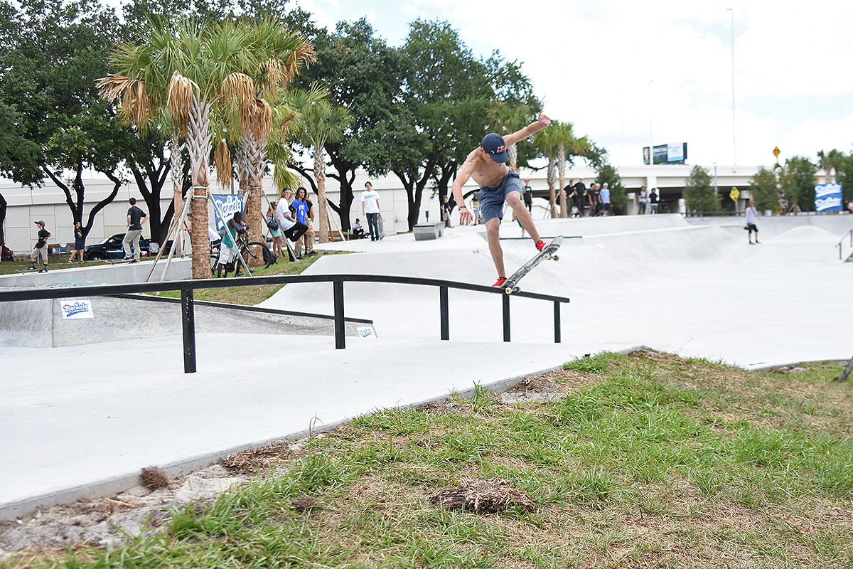 The Boardr Am at Tampa - Switch FS BS