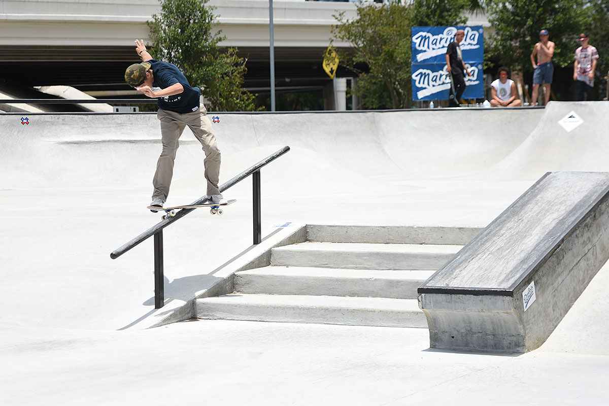 The Boardr Am at Tampa - Hurricane