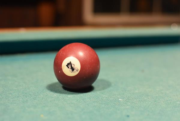 The Road to X Games - 8 Ball