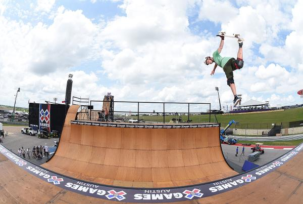 The Boardr Am Season Finals at X Games - Back Boneless