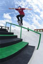 The Boardr Am Season Finals at X Games - Overcrook