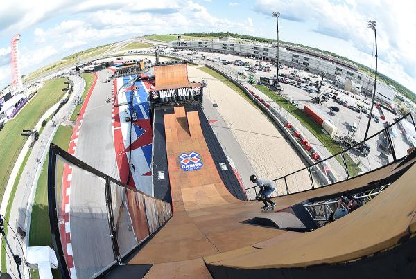 The Boardr Am Season Finals at X Games - Mega