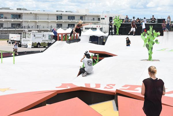 The Boardr Am Season Finals at X Games - Flick