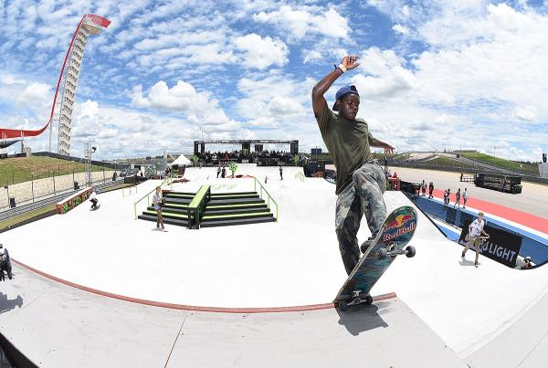 The Boardr Am Season Finals at X Games - Blunt In